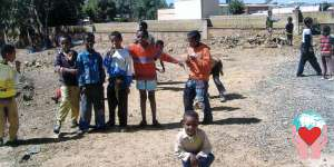 bambini poveri Eritrea
