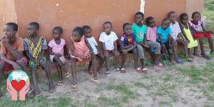 Bambini poveri Guinea Bissau