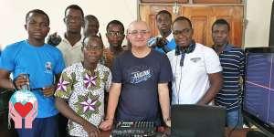 Missionario Repubblica Centrafricana