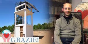 Missionario in Mozambico
