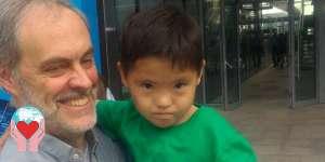 Minori disabili in Kazakistan