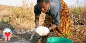Donna agricoltura Kenya