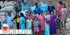 Famigie povere India