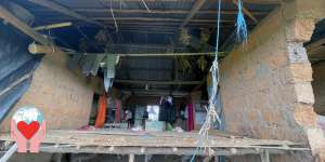 Macerie dopo alluvione a Timor Est