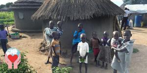 Accoglienza Profughi sud sudan in Uganda