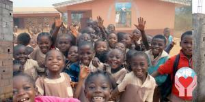 Bambini poveri Camerun