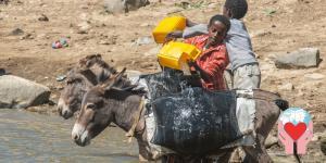 Emergenza acqua Eritrea