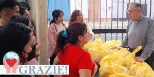 Ragazzi poveri in Perù