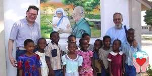Bambini poveri Tanzania