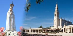 Santuario di Fatima in Portogallo