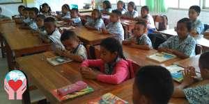 Bambini poveri: Indonesia