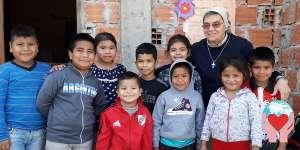 Bambini poveri: Argentina