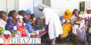 suore in Eritrea