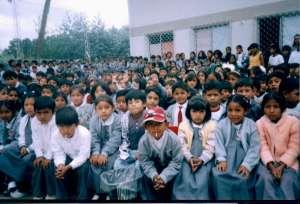 Bambini poveri Bolivia
