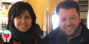 Dario e Lissy dal Perù